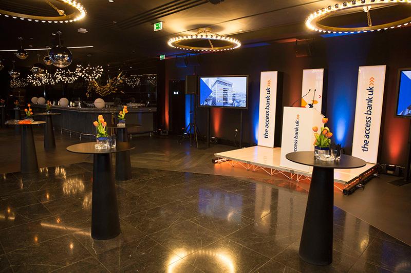 Launch venue – Micheline star restaurant Clé located in the DIFC.