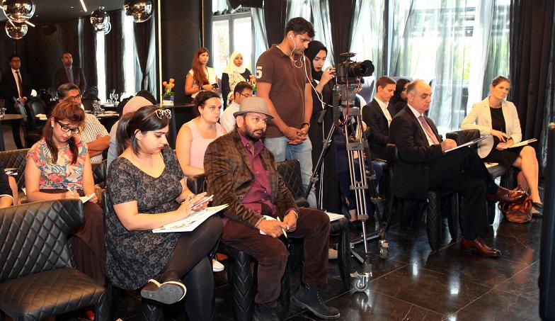 Media Round Table.