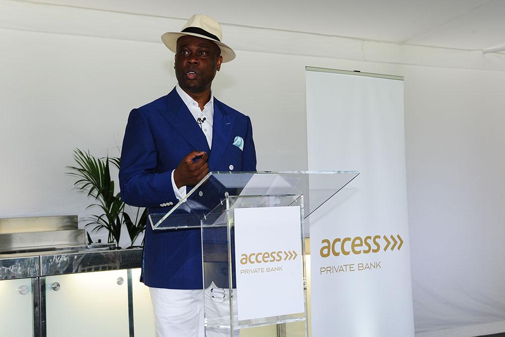 Herbert Wigwe CEO Access Bank Plc