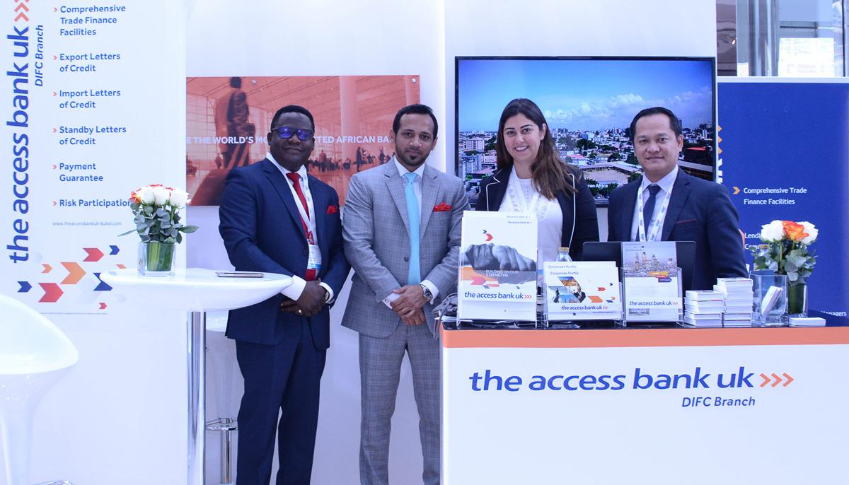 The Access Bank UK DIFC Branch Sponsors GTR MENA Trade & Export