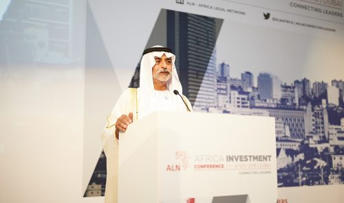 HE Sheikh Nahayan Mubarak Al Nahayan, Minister for Tolerance, UAE